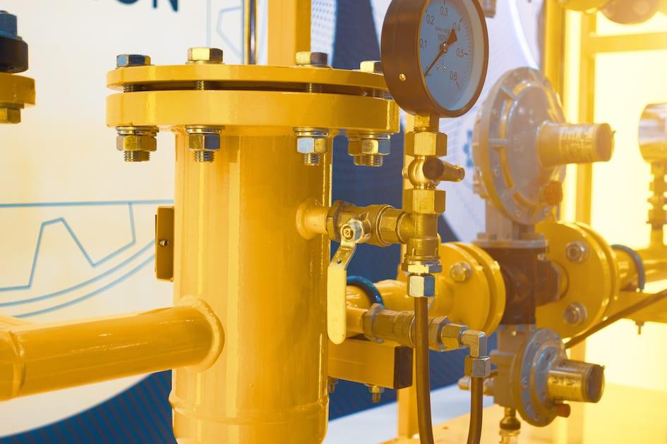 monitoraggio rete gas